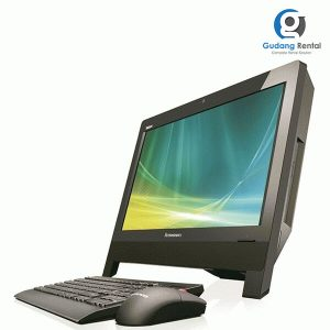 sewa pc all in one